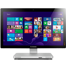 Lenovo Ideacentre A520 23 inch Core i3 4GB 1TB 2GB Touch All-in-One PC
